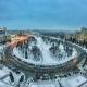 Kharkiv City From Above Day To Night  Ukraine - VideoHive Item for Sale