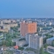 Kharkiv City From Above Day To Night - VideoHive Item for Sale