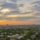 Kharkiv City From Above at Sunset Ukraine - VideoHive Item for Sale