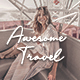 Awesome Travel Lightroom Presets