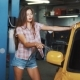 Girl Auto Mechanic - VideoHive Item for Sale