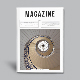 Minimalist Magazine Layout - GraphicRiver Item for Sale