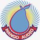 Futuristic Piano Logo