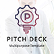 Pitch Deck Multipurpose Keynote Template - GraphicRiver Item for Sale