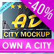 AD - City Titles Mockup Business Intro