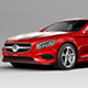 Mercedes Benz S Class Coupe 2015 - 3DOcean Item for Sale
