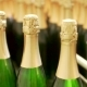 Champagne Bottles on Factory Conveyor Belt - VideoHive Item for Sale