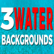 Falling Water Background - VideoHive Item for Sale