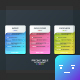 Pricing Table Infographic Template - GraphicRiver Item for Sale