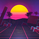 Sunset Background - VideoHive Item for Sale