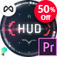 Quantum HUD and HiTech Elements for Premiere Pro - VideoHive Item for Sale