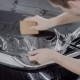 the Master Applies a Protective Layer on the Surface of the Car - VideoHive Item for Sale