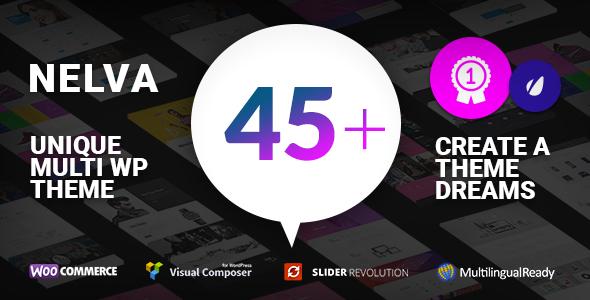 Nelva - Marketing & Startup Theme - Corporate WordPress
