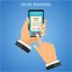 Online Insurance Services Concept - GraphicRiver Item for Sale