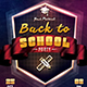 Back to School Flyer Template - GraphicRiver Item for Sale