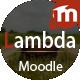 Lambda - Responsive Moodle Theme - ThemeForest Item for Sale