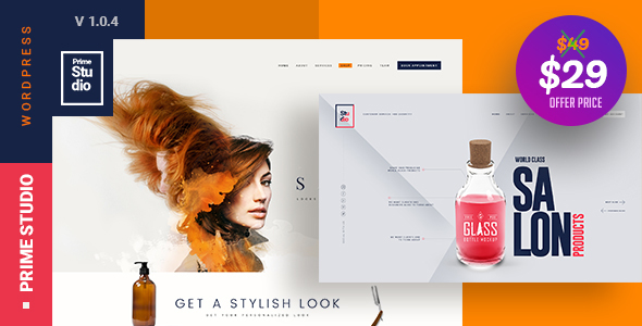 Image of PrimeStudio | A Creative WordPress Multipurpose Theme