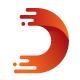 Letter D - Delivery Logo