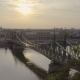 Liberty Bridge at Sunrise - VideoHive Item for Sale