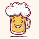 Beer Mascot - GraphicRiver Item for Sale