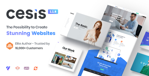 Image of Cesis | Responsive Multi-Purpose WordPress Theme