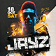Guest DJ / Artist Flyer - GraphicRiver Item for Sale