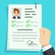 CV Document Qualification Personal Documentation - GraphicRiver Item for Sale