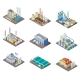 Isometric Factory Set - GraphicRiver Item for Sale