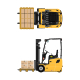 Forklift Truck - GraphicRiver Item for Sale