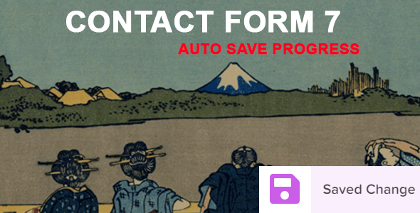 Contact Form 7 Auto Save Progress            Nulled