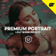 18 Portrait Lightroom Presets