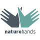 Nature Hands Logo