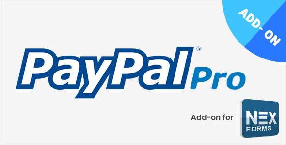 PayPal Pro for NEX-Forms            Nulled