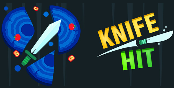 Knife Hit Unity Clone - Unity Project            Nulled