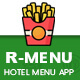 R-MENU ( Hotel / Restro Mobile Menu App) - CodeCanyon Item for Sale