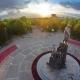 Taras Shevchenko Monument  in Shevchenko Park - VideoHive Item for Sale