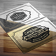Retrovers Elegant Business Card - GraphicRiver Item for Sale