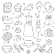 Wedding Day Icons - GraphicRiver Item for Sale