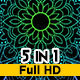 Ethnic Mandala VJ Loops - VideoHive Item for Sale