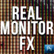 Real Monitor FX Photoshop Actions - GraphicRiver Item for Sale
