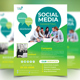 Social Media Marketing Flyer - GraphicRiver Item for Sale