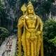 Timelapse of Lord Murugan Hindu Deity Statue - VideoHive Item for Sale