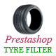 Prestashop vehicle Tyre Filter Module Type/Width/Profile/Size/Speed - CodeCanyon Item for Sale