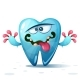 Tooth Character Cartoon - GraphicRiver Item for Sale