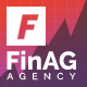 Finag - Creative &  Finance Agency WordPress Theme