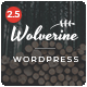 Wolverine - Responsive Multi-Purpose Theme - ThemeForest Item for Sale
