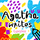 Agatha Writes - Hand Drawn Typeface!