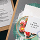 Menu Design - GraphicRiver Item for Sale