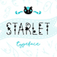 Starlet Typeface - GraphicRiver Item for Sale