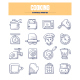 Cooking Doodle Icons - GraphicRiver Item for Sale